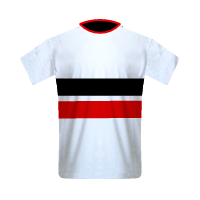 Santa Cruz layo ng football jersey
