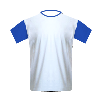 CD Tenerife home football jersey