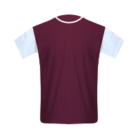 Torino home football jersey