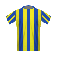 Juventud Unida Universitario home football jersey