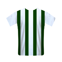 Real Betis home football jersey
