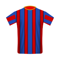 Crystal Palace home football jersey