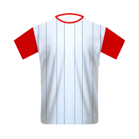 FC Augsburg home football jersey