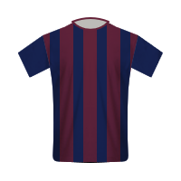 Atlante home football jersey