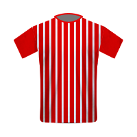 Atlético San Luis home football jersey