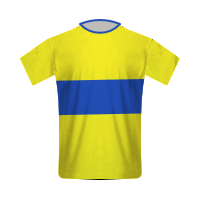 Tigres UANL home football jersey