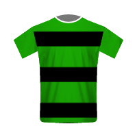 Forest Green Rovers home football jersey