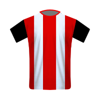 Sheffield United home football jersey