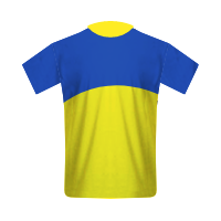 Madureira EC home football jersey