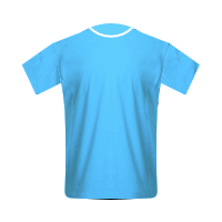Coventry City home football jersey