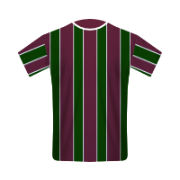 Fluminense home football jersey