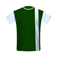 Plymouth Argyle home football jersey