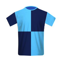 Wycombe Wanderers home football jersey