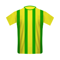 FC Nantes home football jersey
