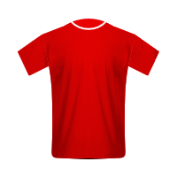 Manchester United home football jersey