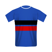 Whitby Town Thuisshirt