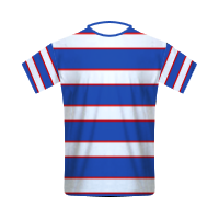 Queens Park Rangers home football jersey