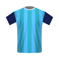Sydney FC home football jersey