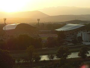 Picture of Skopje City Stadium