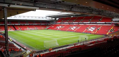 Foto do Anfield