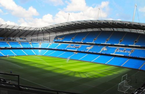 Picture of Etihad Stadium