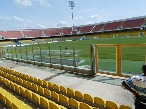 Picture of Ohene Djan Stadium