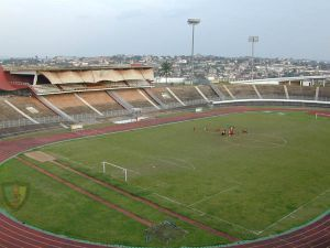 Foto do Ahmadou Ahidjo Stadium