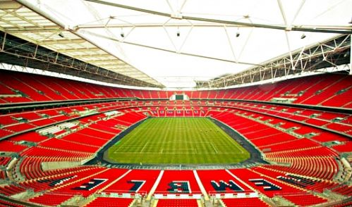 Picture of Wembley Stadium