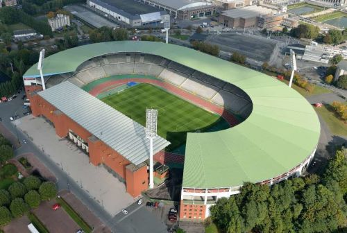 Foto do King Baudouin Stadium
