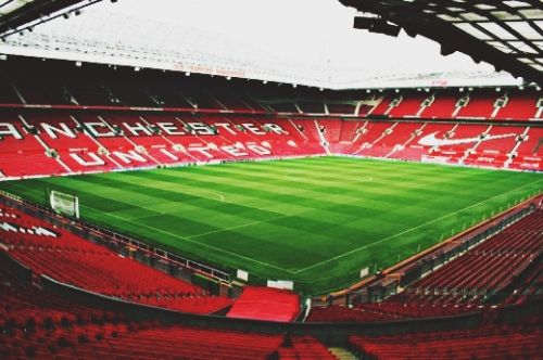 Picture of Old Trafford