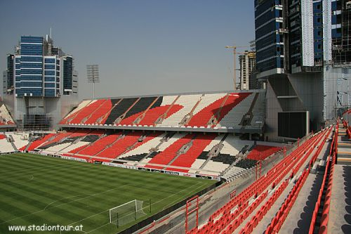 Picture of Al Jazira Mohammed Bin Zayed Stadium
