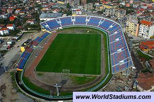 Picture of Loro-Boriçi Stadium
