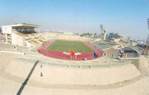 Picture of Arab Contractors Stadium