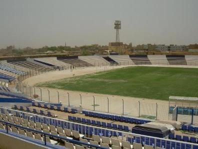 Picture of AlHilal Stadium