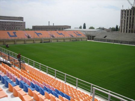 Picture of Mika Stadium