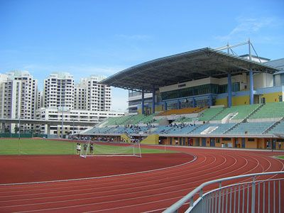 Photo del Jurong West Stadium