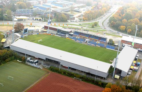 Holstein Stadion Football Stadium Soccer Wiki For The Fans By The Fans