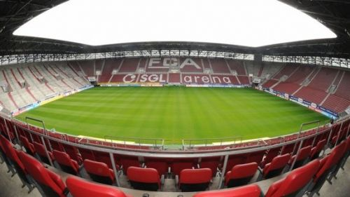 Picture of SGL arena