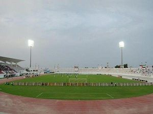 Foto van Sharjah Stadium