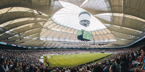 Foto do BC Place Stadium
