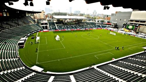 Picture of Providence Park