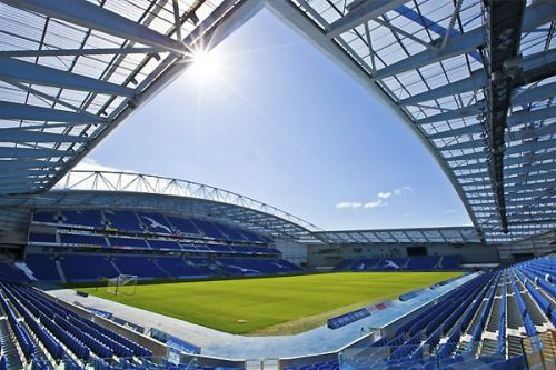 Picture of AMEX Stadium