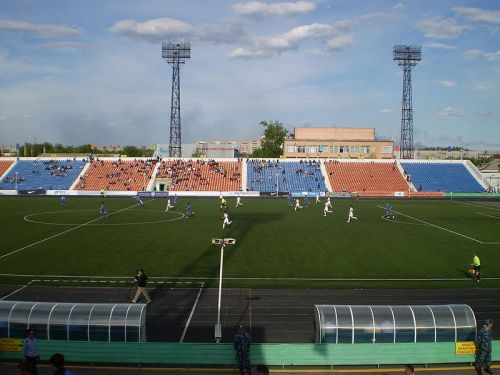 Picture of Pavlodar Central Stadium