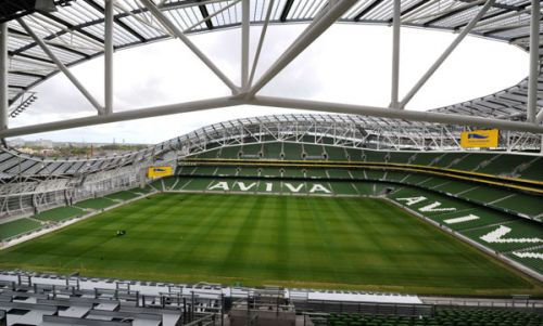 Photo del Aviva Stadium