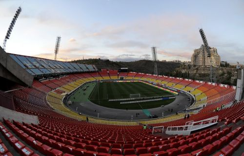 Photo del Hrazdan Stadium