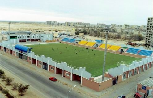 Picture of Taraz Central Stadium