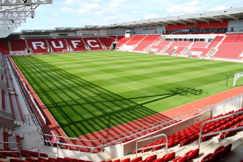 Снимка на New York Stadium