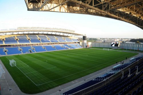 Foto do Netanya Stadium