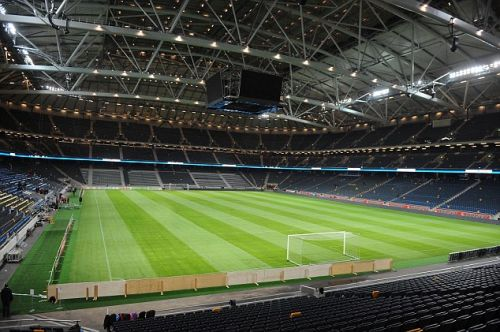 Foto van Friends Arena
