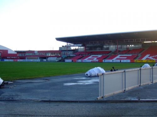 Picture of Bryne Stadion